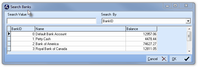 HelpFilesBanksSearchDialog