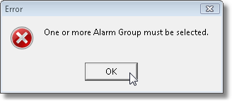 HelpFilesOneOrMoreAlarmGroupNeededMessage